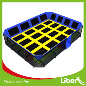 Liben Commercial Rectangle Indoor Trampoline Center pictures & photos