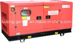 25kVA-37.5kVA Isuzu Power Diesel Silent Soundproof Gererator Set (IK30200)