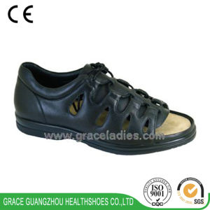 Grace Health Shoes Women Diabetic Sandals (9811076 xw) pictures & photos