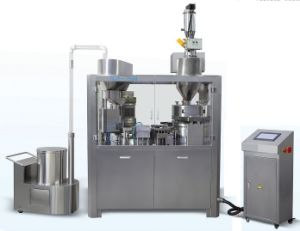 Njp-7500 Automatic Capsule Filling Machine pictures & photos