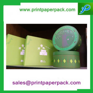 2016 Custom Printed Hat Round Cardboard Paper Flower Gift Box pictures & photos