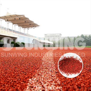 Wholesale EPDM Rubber Granulated for Running Track pictures & photos