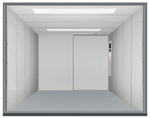 Hot Sale Machine Room Less Freight Elevator (BYH) pictures & photos