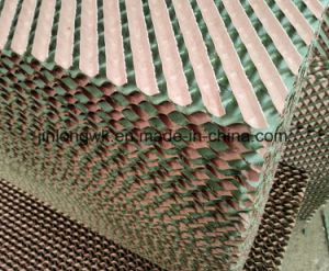Jinlong Poultry Farm Brown Color Cooling Pad Hot Air Cooling pictures & photos