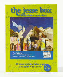 Hotsale Jesse Book Paper Jigsaw Puzzle with Custom Printing pictures & photos