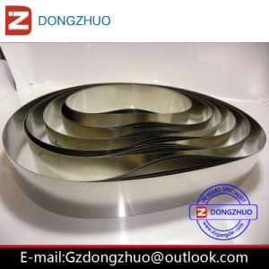 Food Grade Stainless Steel Belt for Conveyor Use