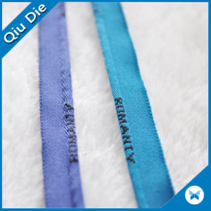 Simple Roll Woven Ribbon for Garment/Gift/Bag Label pictures & photos
