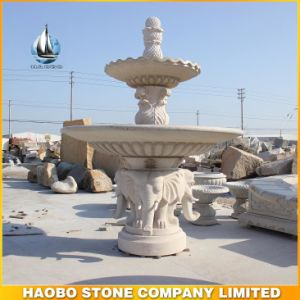 Outdoor Granite Stone Fountain for Graden pictures & photos