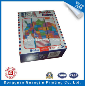 Customized Paper Intellectual and Educational Children Toy 3D Puzzle pictures & photos