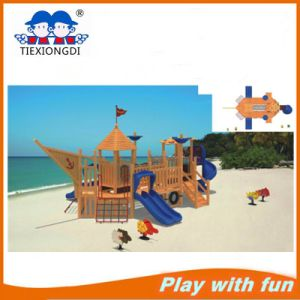 Wooden Outdoor Activity Park Playground pictures & photos