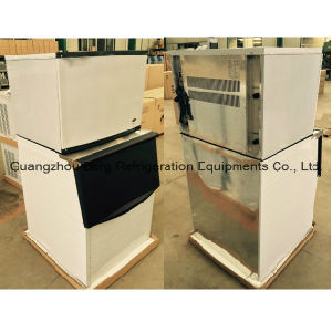Commercial Cube Ice Machine Ice Maker with Ce pictures & photos