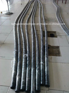 Very Hard-Wearing Ceramic Lined Flexible Hose for Dredger pictures & photos