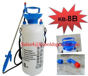 8L Garden Sprayer HDPE Tank Hand Pressure Sprayer pictures & photos
