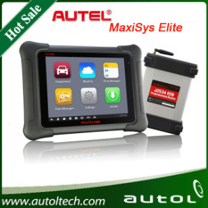 Autel Maxisys Elite Autoscanner Diagnostic Machine Running Speed Faster Than Autel Maxisys PRO Ms908p---[Autel Authorized Distributor] pictures & photos