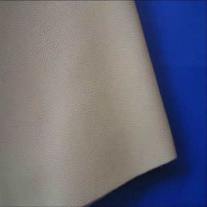 PU PVC Leather Newsest Desighn Patter Lambskin Grain Moisture Solidifying PU Leahter for Bags Car Seat Covers pictures & photos