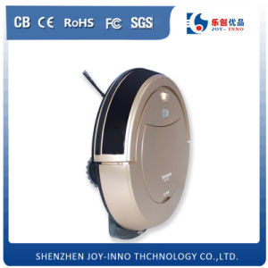 Strong Suction Camera Robot Vacuum Cleaner with 2200mAh Lithium Battery pictures & photos