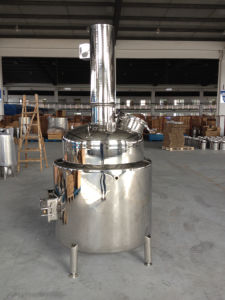 Stainless Steel Mash Tun for Home Brewing pictures & photos