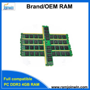 Desktop Memory RAM DDR3 4GB 1600MHz 240pin Work with Motherboards pictures & photos