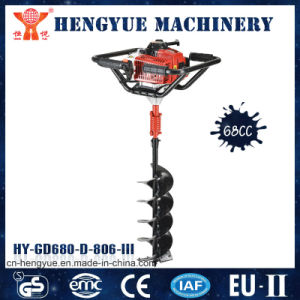 Professional Earth Auger with Excellent Engine pictures & photos