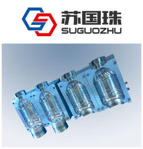 2 Cavities 5L Water Bottle Blowing Mould for Linear Machine pictures & photos