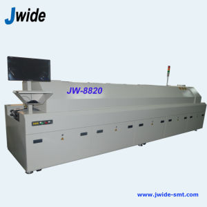 Hot Air SMT Reflow Soldering Oven with Cheap Price pictures & photos
