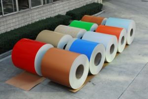Aluminium Roofing Coil PVDF Coating 0.5-1.5mm pictures & photos