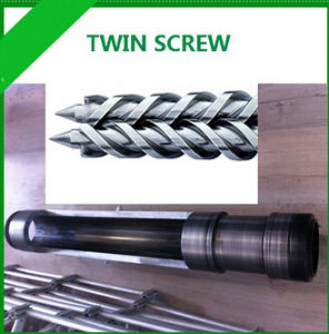 Bimetallic Conical Twin Screw Barrel