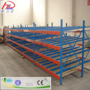 Warehouse Storage Carton Flow Steel Rack pictures & photos