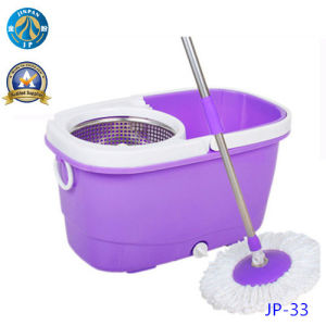 Double Devices Cleaning Product Microfiber Spin 360 Mop Bucket