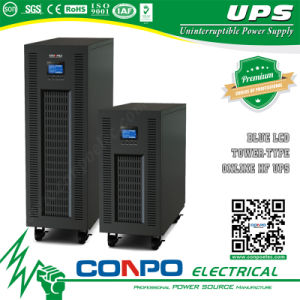 10k~30kVA High Frequency Online UPS (3: 3) pictures & photos