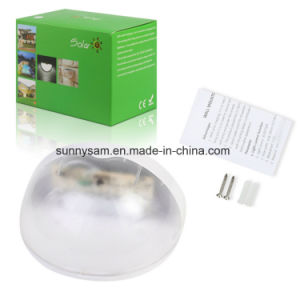 6LEDs Outdoor Waterproof Solar Gutter Light for Outdoor Garden Yard Wall Fence pictures & photos
