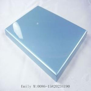 18mm High Glossy Lacquer Door Kitchen Cabinet (ZH-K022) pictures & photos