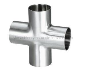 Sanitary Stainless Steel Welded Cross
