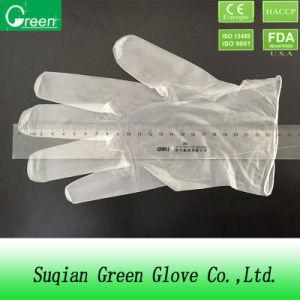 Selling Products Disposable PVC Exam Gloves pictures & photos