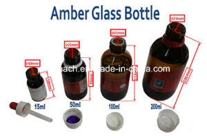 Automatic E Liquid Small Bottle Filling Capping Machine pictures & photos