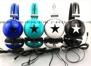 Manufacture Fashion Headphone Selling Stereo Music MP3 High Quality Headphone Jy-1011