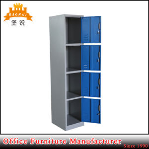 Gym Military Steel Four Door Cabinet Metal Clothes Storage Locker pictures & photos