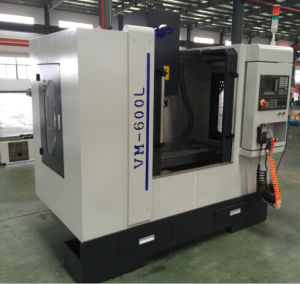 Vmc600L CNC Milling Machine for Metal Cutting pictures & photos
