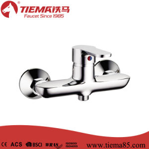 35 mm Ceramic Cartridge Single Lever Shower Faucet (ZS81002A) pictures & photos