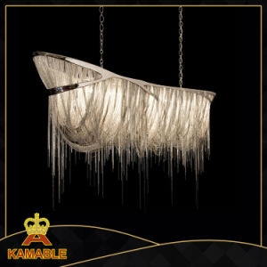 Modern Pendant Lamp Hotel Chain Chandelier Lamp (ka115) pictures & photos