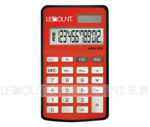 12 Digits Dual Power Mini Size Pocket Calculator with Various Optional Colors (LC360) pictures & photos