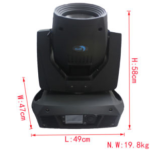 New 330W 15r Moving Head Beam Stage Lighting pictures & photos