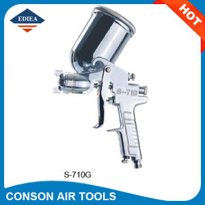 400ml HVLP Paint Spray Gun (S-710G)