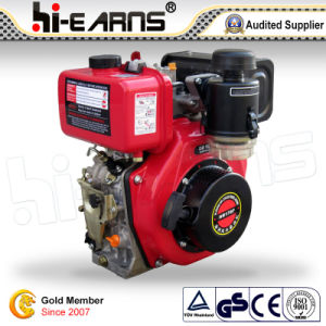 6HP Air-Cooled 4-Stroke Power Diesel Engine (HR178F) pictures & photos