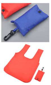 Portable Nylon Foldable Bag (hbfb-36) pictures & photos