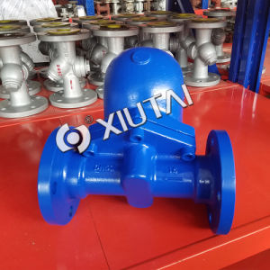 Single-Seat Ball Float Steam Valve (Flanged) pictures & photos