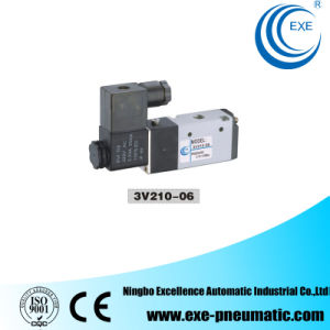 Exe Pneumatic 2/3 Way Pneumatic Solenoid Valve 3V210 pictures & photos