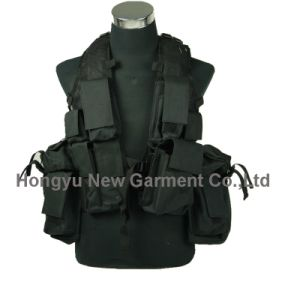 Bdu Military Tactical Vest/Army Vest (HY-V036) pictures & photos