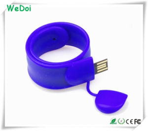 High Speed Bracelet USB Stick with Customized Logo (WY-S16) pictures & photos