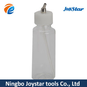 100cc Air Brush Plastic Bottle Jar AB-P8